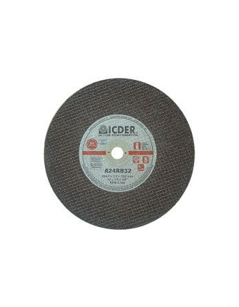 "DISCO CORTE REFR ICDER 2T 7"" 7/8 CRS14"