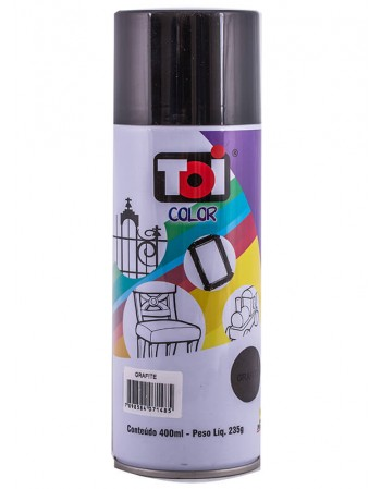 SPRAY TOI METALICO GRAFITE