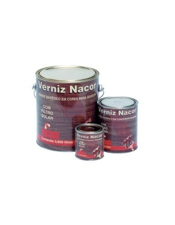 VERNIZ MACHADO NACOR INCOLOR 900ML
