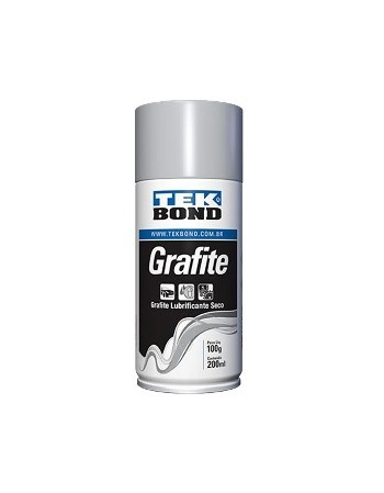 GRAFITE SPRAY TEKBOND 200ML/100G