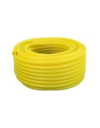 ELETRODUTO CORRUGADO PVC KRONA 20MM 25MT AM