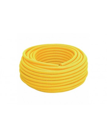 ELETRO CORRUGADO PVC MAIS PVC 25MM 50M AM