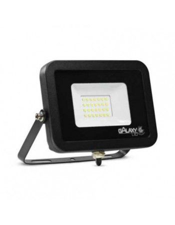 REFLETOR LED GALAXY SLIM IP65 30W 6500K